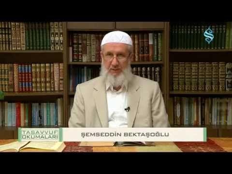 """Tasavvuf Okumaları - """"Mektubat-ı Rabbani 4. Mektup"""""""