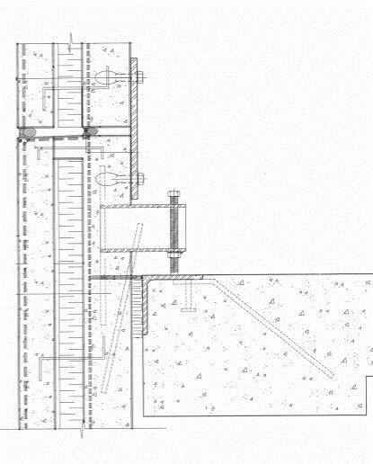 Resultado de imagen para precast concrete section facade