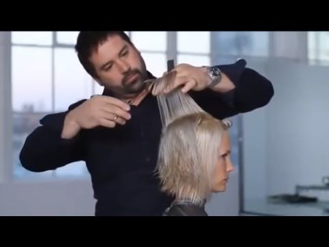 Corte de cabello para dama / Corte corto dama / Corte para dama paso a paso - YouTube