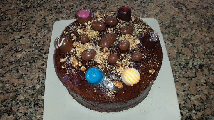 More chocolate