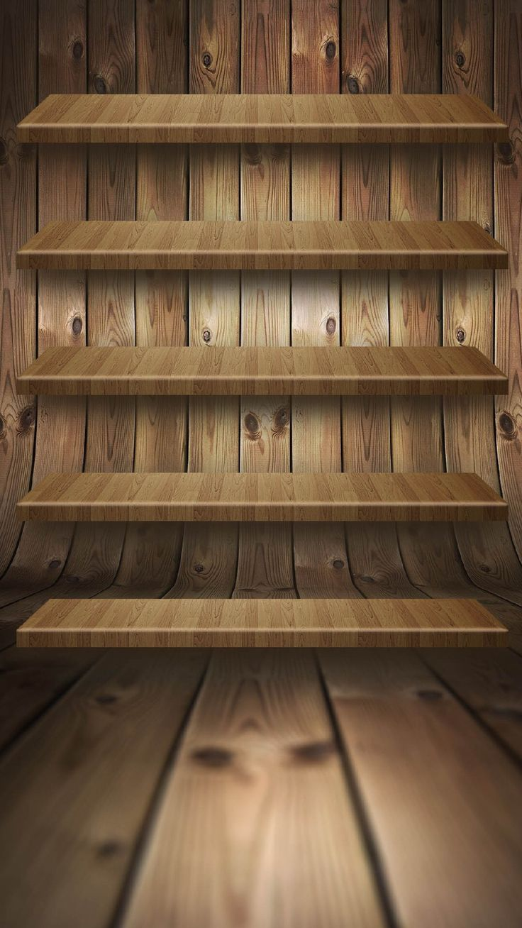 Wallpaper download app for iphone -  Tap And Get The Free App Shelves Wooden Boards Brown Simple Texture Hd App Wallpaperwallpaper Shelvesiphone