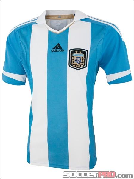 adidas Argentina Home Jersey 2011...$71.99