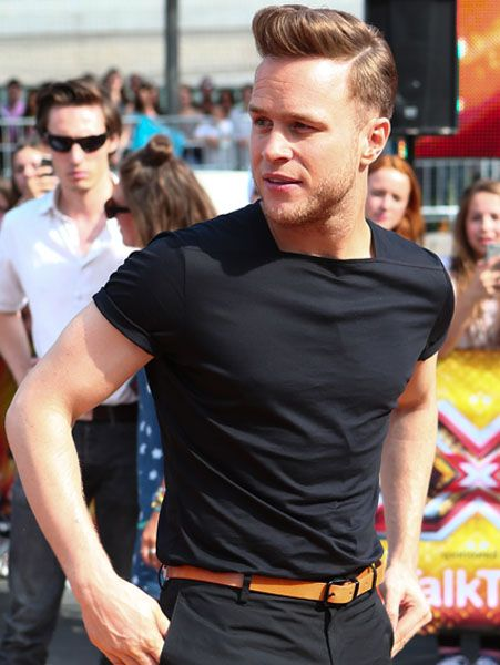 Olly Murs Square Neck