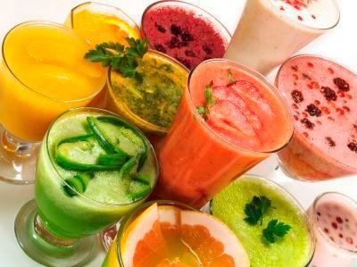 Полезные фруктовые смузи для похудения в домашних условиях