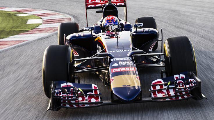 Galería de imágenes del nuevo Toro Rosso STR 10 de Carlos Sainz y Max Verstappen