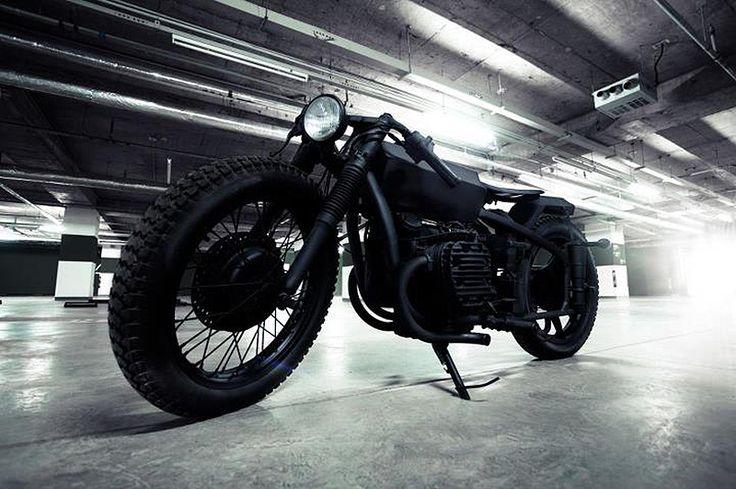 Bandit9 'Nero' Motorcycle