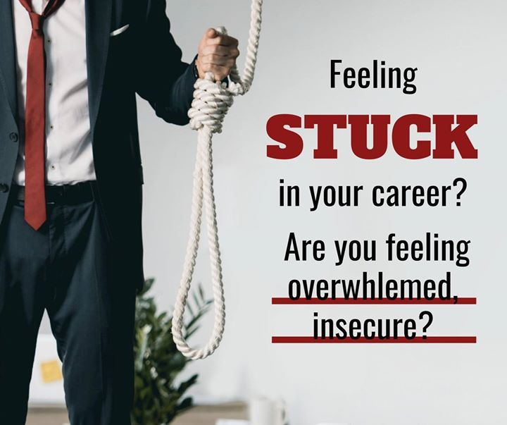 Don't Change Your Job. Change Your Mindset. 1. Find a Mentor - Family friend colleague or successful people in your position 2. Take Ownership - Hold yourself accountable for all the decisions you made and will make 3. Act Like the Boss - Take projects on as though everyone is depending on you - OWN IT! 4. I CAN - Talk back to the voice in your head. If it's spewing negativity reply with positivity 5. I SEE - Create a vision board. Motivate yourself with images and quotes. It really works!