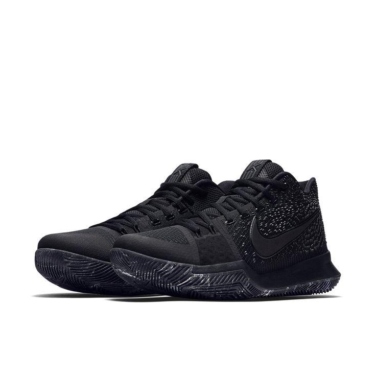 Nike Kyrie 3 (852396-005) Triple Black  USD 86 HKD 670 on Sale #solecollector #dailysole #kicksonfire #nicekicks #kicksoftoday #kicks4sales #niketalk #igsneakercommuinty #kickstagram #sneakflies #hyperbeast #complexkicks #complex #jordandepot #jumpman23 #nike #kickscrew #kickscrewcom #adidas #nikes #black #summr #hk #usa #la #ball #random #girl