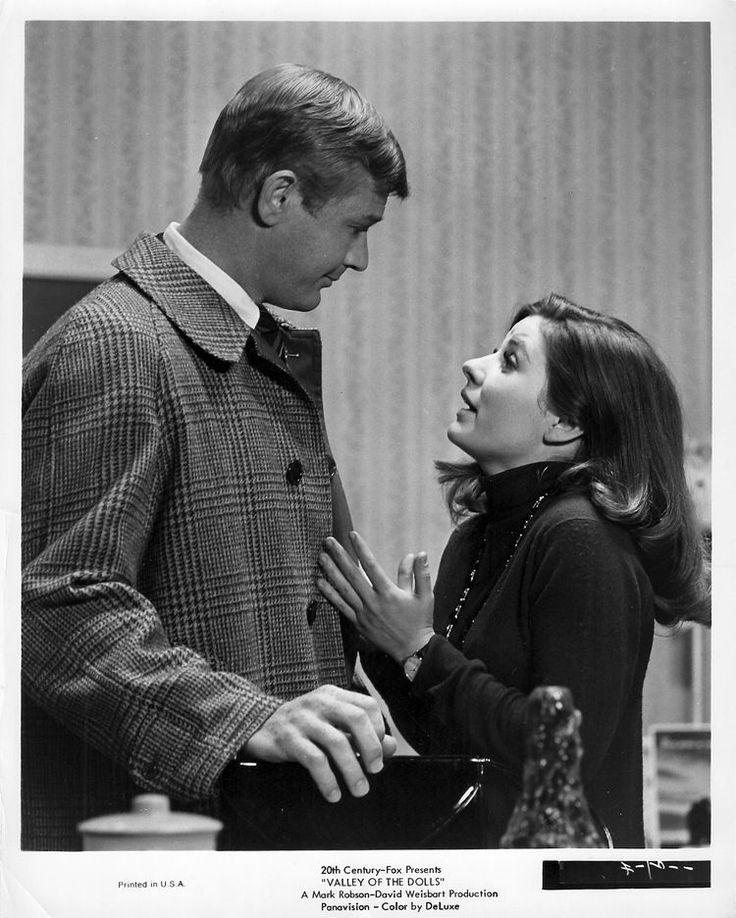 """Vintage Film Still Martin Milner Patty Duke in """"Valley of The Dolls"""""""