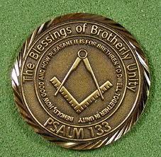 freemason coins - M.I.C.T.M.R. -  Cláudio Gass
