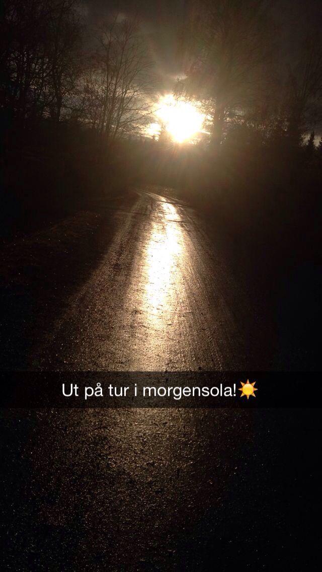 Morgentrim