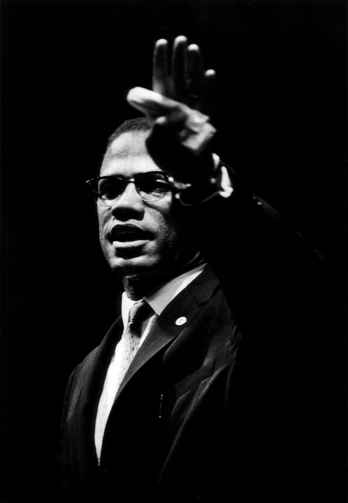 malcom x essays Malcolm x outline a man who stands for nothing will fall for anything thesis statement: malcolm x was a courageous advocate for the rights of african americans, a man who indicted white america in the harshest terms for.