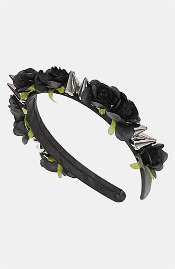 Topshop Rose & Spike Headband | Nordstrom