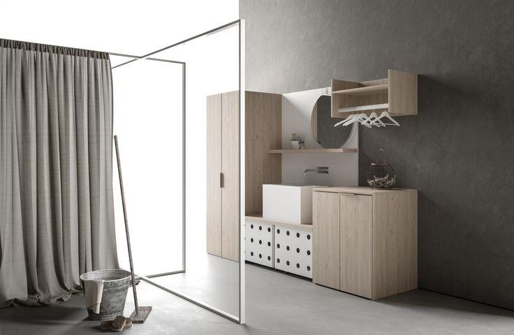 Oltre 1000 idee su lavanderia bagno su pinterest sale - Lavanderia in bagno ...