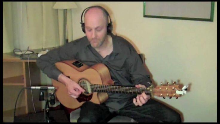 "Adam Rafferty - ""My Cherie Amour"" by Stevie Wonder - Solo Fingerstyle Gu..."