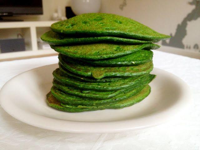 Spinat-pandekage-sandwichbrød | Thefoodie.dk
