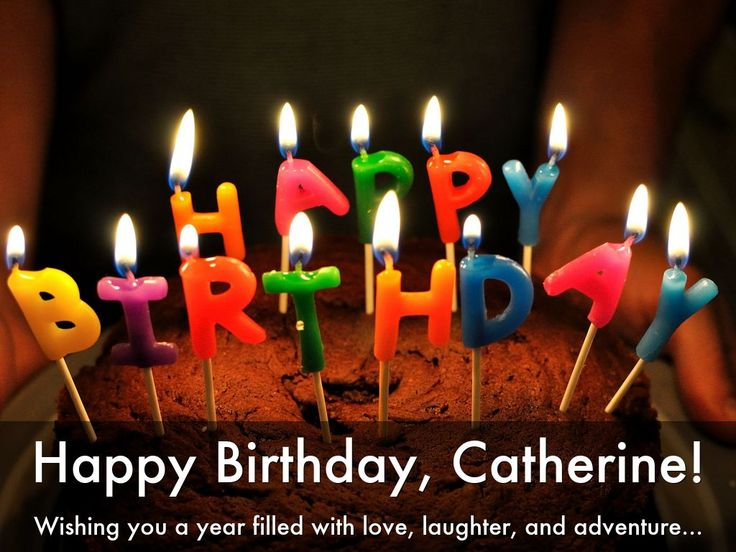 Image result for happy birthday catherine images