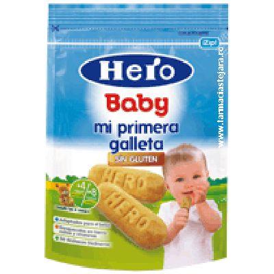 Hero Baby Primii mei biscuiti-fara gluten
