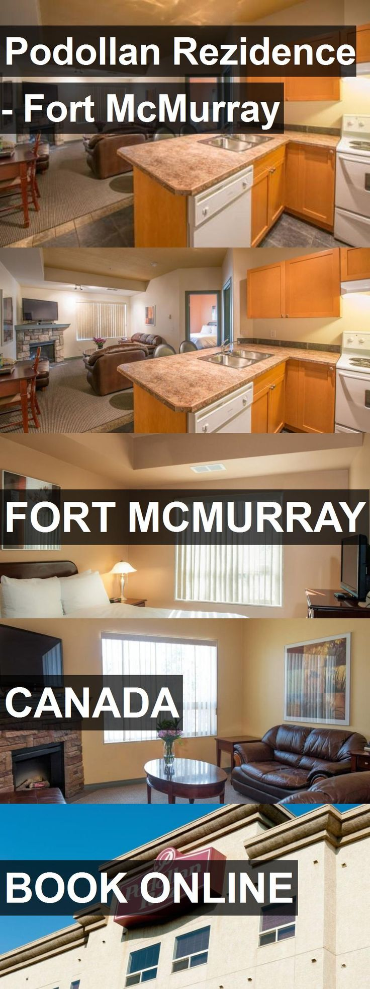 Hotel Podollan Rezidence - Fort McMurray in Fort Mcmurray, Canada. For more information, photos, reviews and best prices please follow the link. #Canada #FortMcmurray #travel #vacation #hotel
