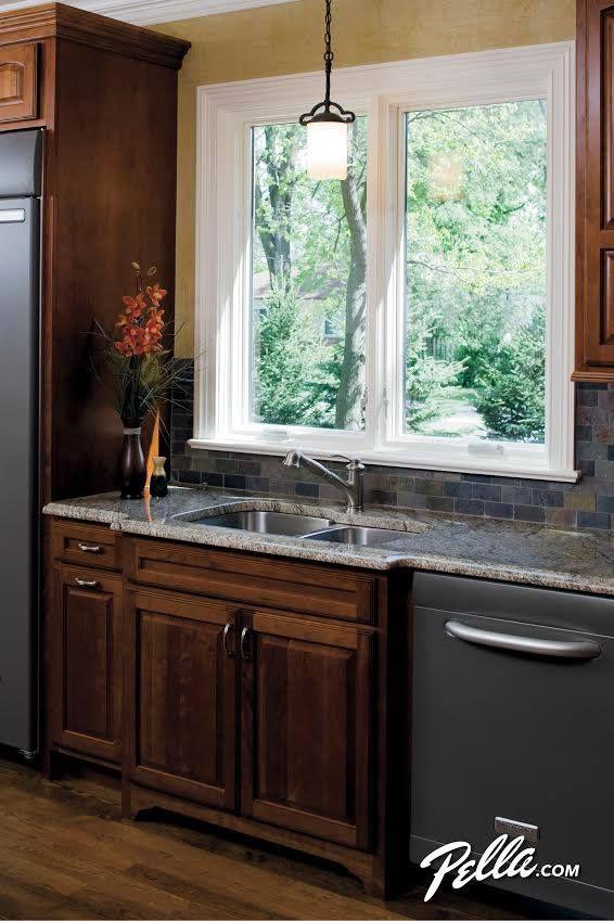 49 best images about Kitchen Window Looks on Pinterest  Kitchen
