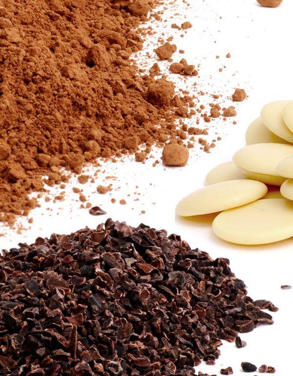 #superalimentos VEKINE Así es nuestro #cacao crudo: en polvo, en grano y manteca.   Haz tu propio #chocolate #RAW  Calienta un poco la manteca de cacao (evita temperaturas superiores de 42ºC), añade cacao en polvo, tu endulzante preferido (puede ser nuestro nuevo #superfood con índice glucémico bajo - azúcar de #coco) y por último un toque propio... frutos secos, aceites esenciales, sal, pimentón o cualquier otro ingrediente que te apetezca.  En www.vekine.com puedes comprar los 3