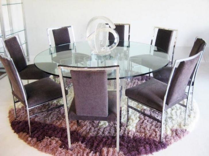 Ultimate Round Glass Dining Table For 6 1 6 White Round Dining