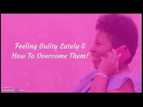 SAHM: Overcoming The Guilt Trip - YouTube #inspirational #video #personaldevelopment #iamenough