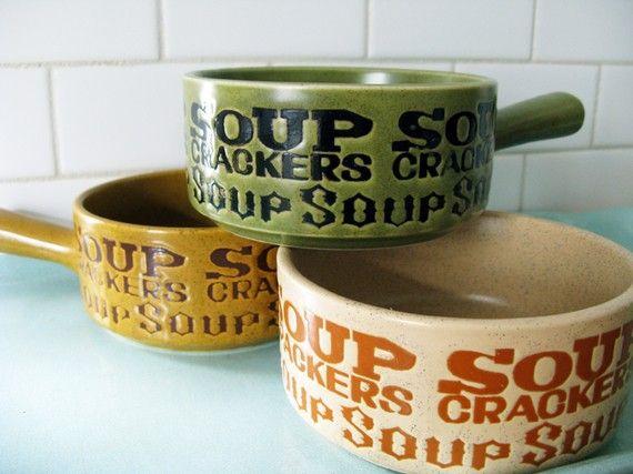 51 best ♥ Soup Bowls/Cups ♥ images on Pinterest   Soup bowls ...
