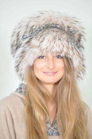 Royal Fur Club  Badger Hat
