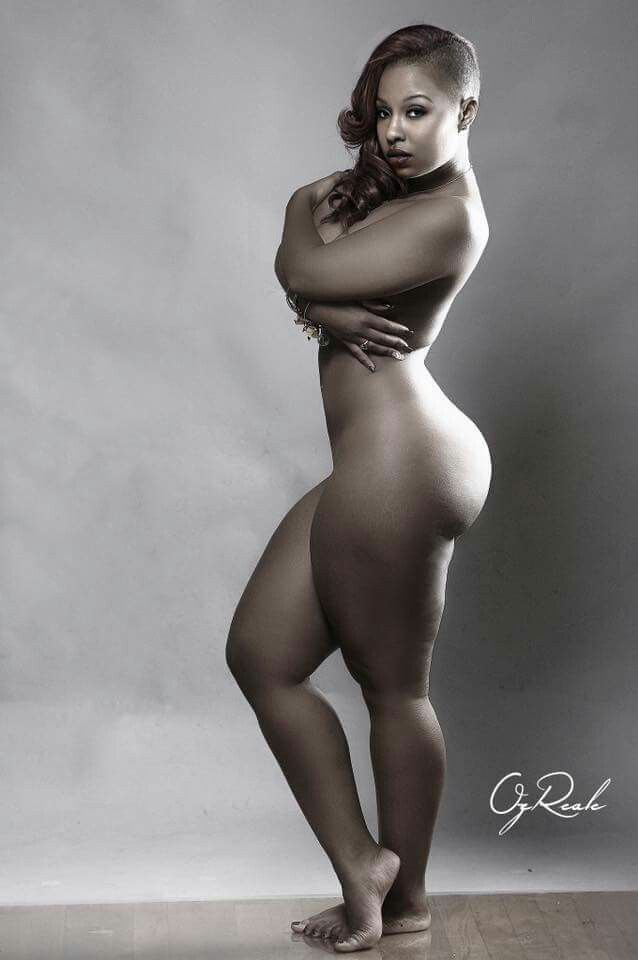 from Jayce plus size voluptuous nude woman