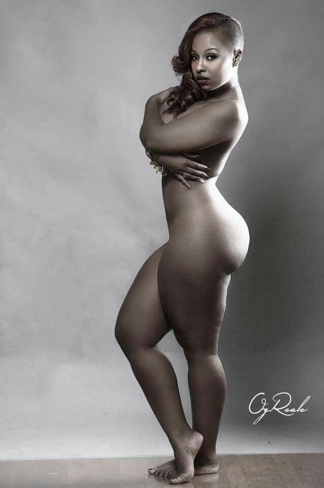Extreme Curvature 2  Beautiful Black Women, Women -4393