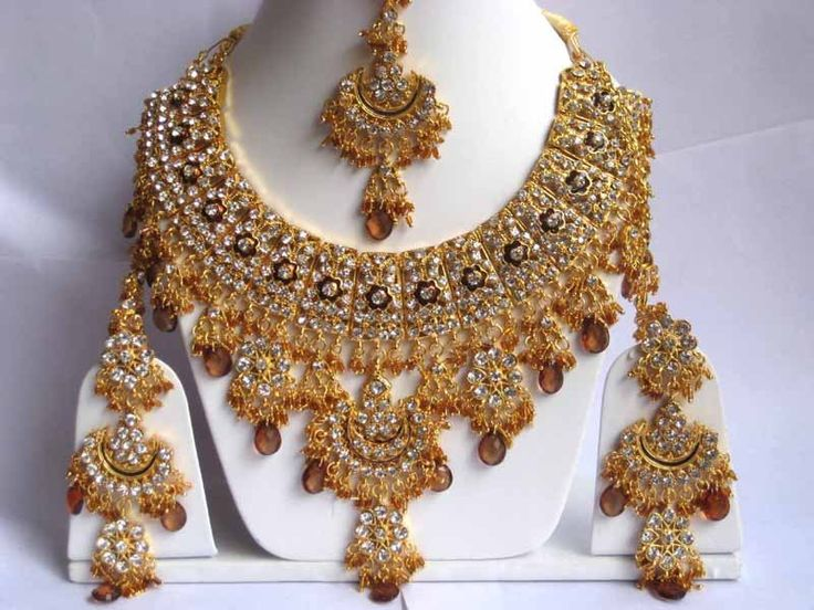 Indian Wedding Necklace Design