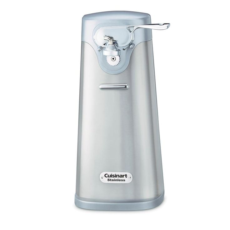 Electric Can Opener, Stainless
