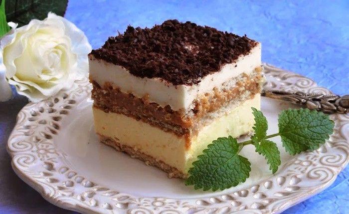 Oblíbená čokoládka 3bit v podobě zákusku. Zákusek se nepeče, pouze tuhne v chladničce. Je nenáročný a zvládne ho i začínající pekařka. Mňamka!