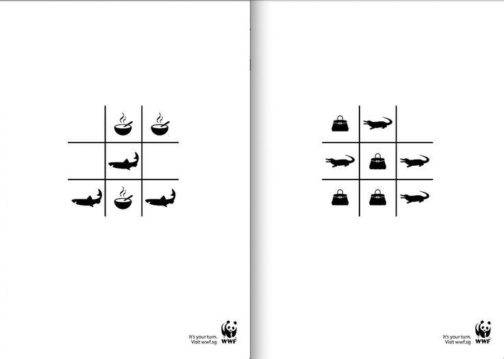 The Nine Best Minimalist Print Ads In The World