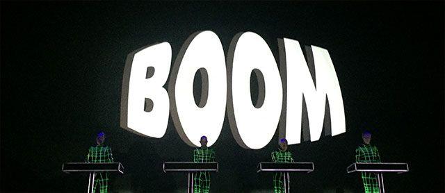 Kraftwerk - Radio-Activity - Boing Boom Tschak