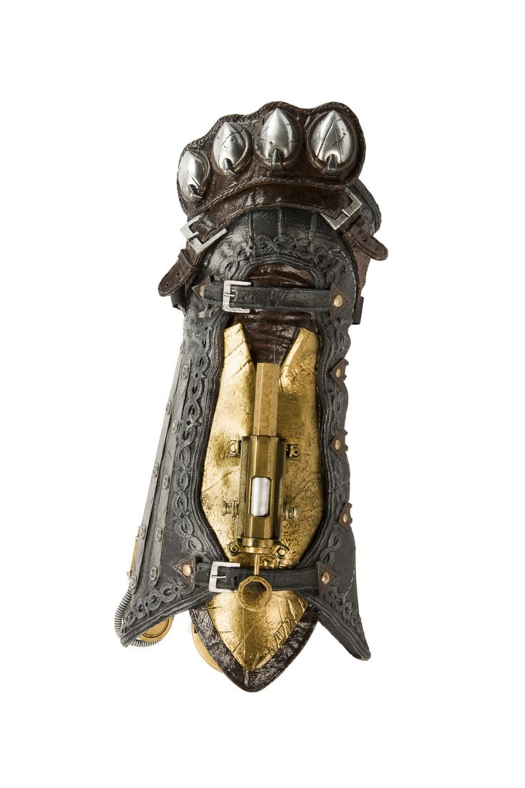 Assassins Creed Syndicate Assassin's Gauntlet and Hidden Blade