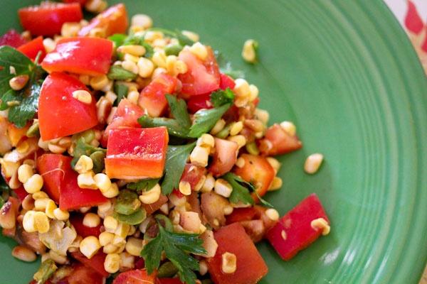 curry fava bean salad | the kind life - vegan. | Pinterest