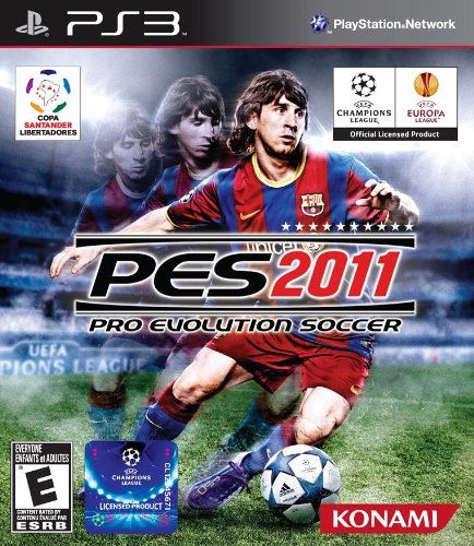 $19.80-$29.99 Pro Evolution Soccer 2011 - PRO EVOLUTION SOCCER 2011 is here and will bring digital soccer to the next level. Central to the heart and soul of PES 2011 is the idea of freedom of play. This freedom invigorates the series with the most advanced set of gamplay improvements ever attempted by the Winning Eleven Production team, coupled with the greatest stride in new content. The result  ...