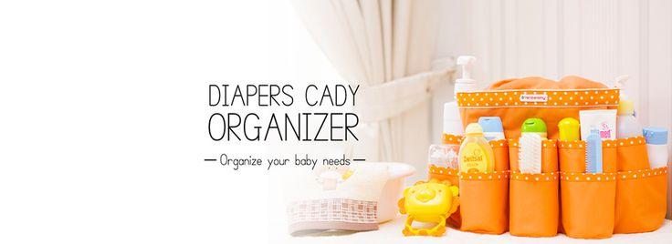 Chadpad Bag Organizer