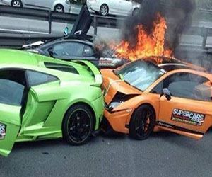 Best Car Fails And Crashes 2016   Expensive Crashes