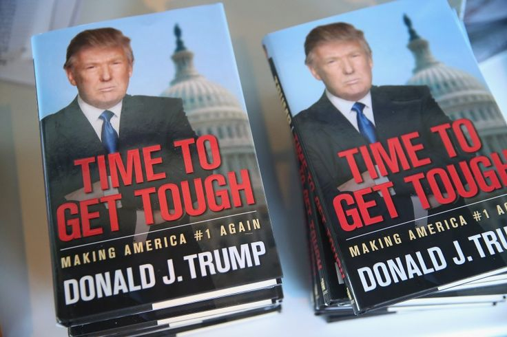I just binge-read eight books by Donald Trump. Here's what I learned.