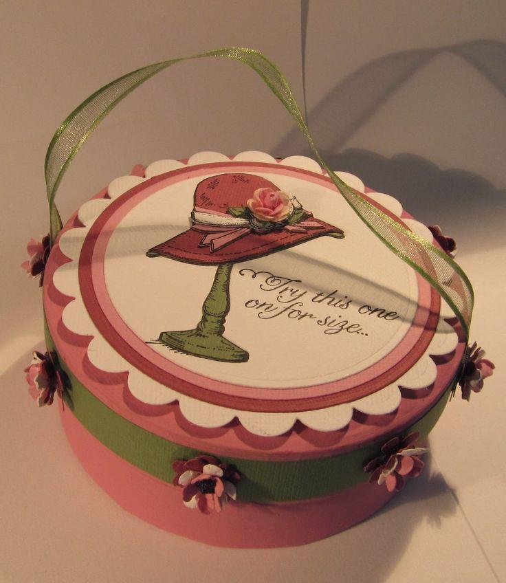 byRob: Hat Box Gift Card. Saturday May 2nd and Sunday 3r...