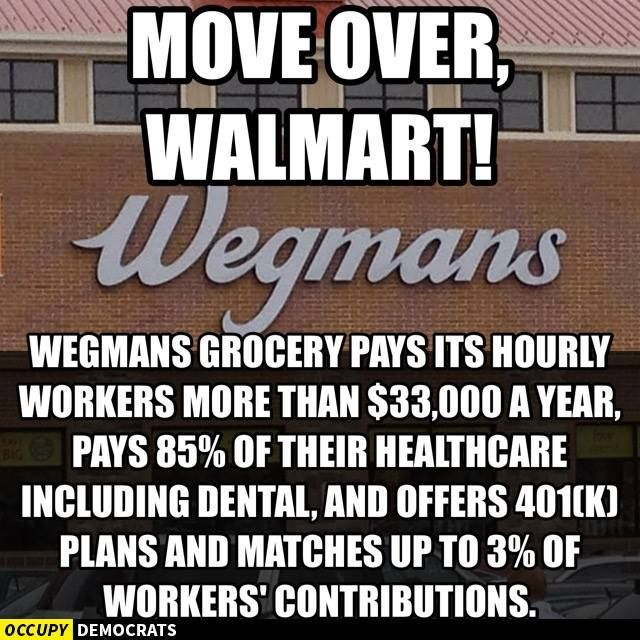Boycott Walmart...there are better stores to shop!!