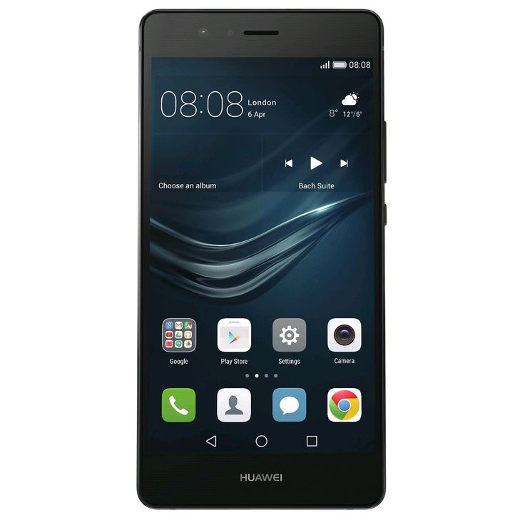 #Smartphone #HUAWEI #P9 LITE 5.2 OCTACORE DUAL SIM 16GB 4G LTE BLACK-NERO #GATEKSHOP.IT