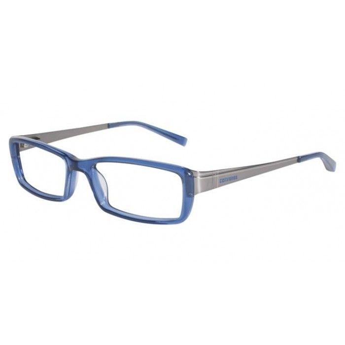 c22522876fbf Converse Eyeglasses Wet Paint AF Navy Clear