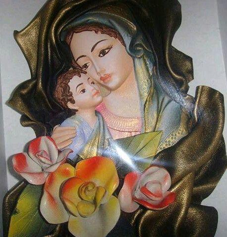 Sf.fc.Maria cu Isus