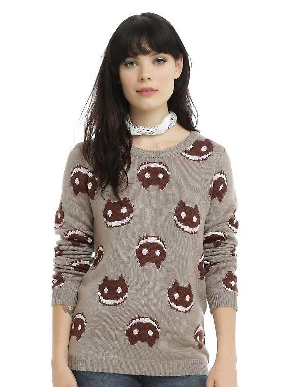 Sweater Cookie Cat