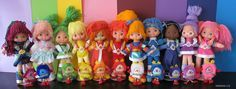 Rainbow Brite Ensemble brings joy to my face!!! My goal is to own the entire ensemble again someday!
