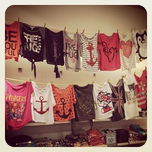 Absolutely LOVE Delias clothing!